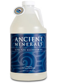 Ancient Minerals Magnesium Oil 1.894L- 64oz