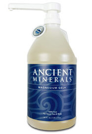 Ancient Minerals Magnesium Gel Plus 1.894L - 64oz
