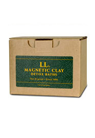 Magnetic Clay Baths (Clear Out Detox)