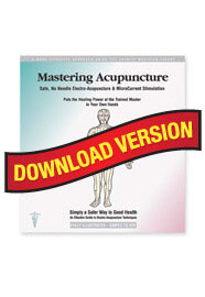 'Mastering Acupuncture' eBook