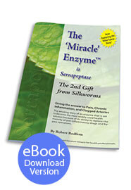 The Miracle Enzyme is Serrapeptase eBook